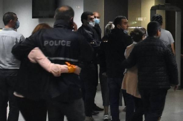 В Банке Грузии рассказали о сотрудниках, бывших в заложниках
