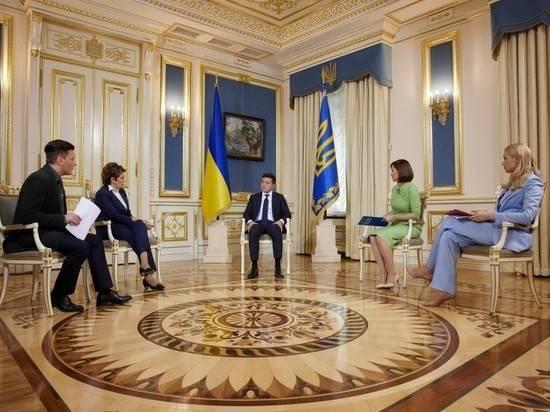 Зеленский намекнул на возможность размещения иностранных военных баз на Украине