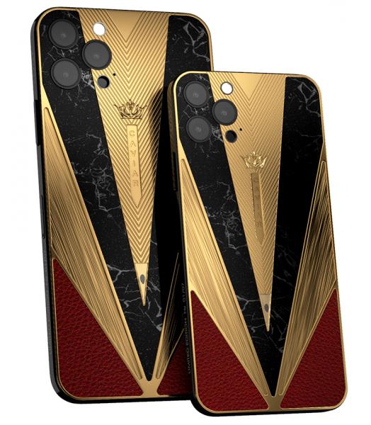 Для самых богатых: Caviar выпустит дорогие версии iPhone 12 Pro стоимостью до трёх миллионов рублей