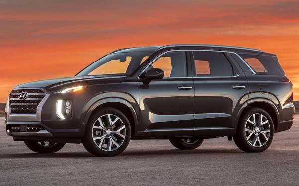 Hyundai Palisade для России: новые подробности