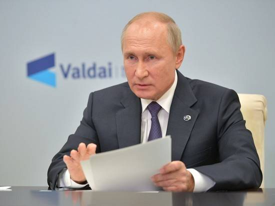 Слова Путина о Навальном разоблачили российских чиновников