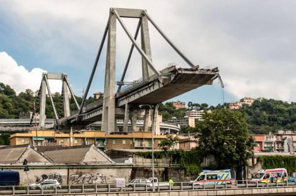 В Колумбии при обрушении подвесного моста погибли пять человек