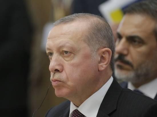 Эрдоган увидел признаки разрушения Европы
