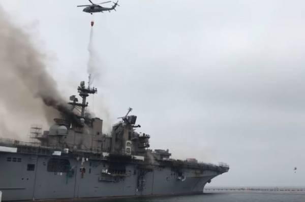 Самолет ВМС США упал в штате Алабама - CNN