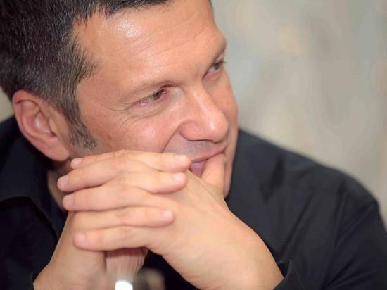 Соловьев разнес Галкина за поддержку Навального