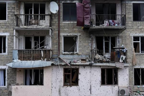 В Баку сообщили о смерти россиянина, пострадавшего при ударе по Гяндже