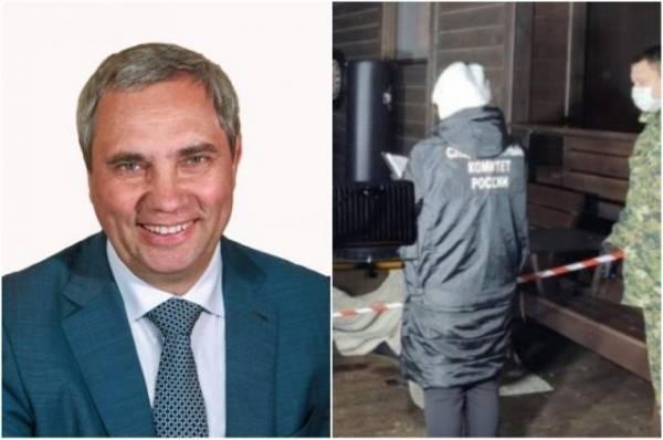 Перед убийством депутата Петрова в Выборге из его дома украли сейф