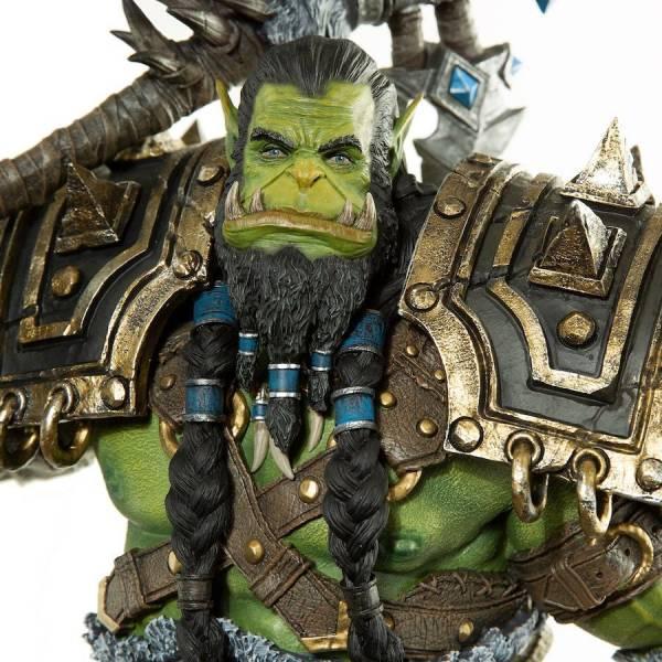Поражает проработанностью: В продажу поступила фигурка Тралла из World of Warcraft за 46 тысяч рублей