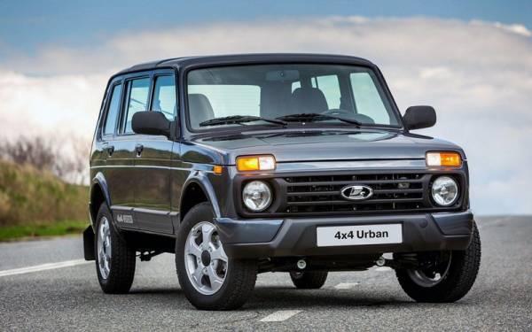 Длинная Lada 4x4: производство возобновлено