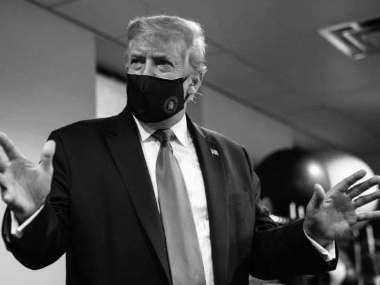 """Трамп предложил американцам выбирать между """"бумом Трампа"""" и """"плато Байдена"""""""
