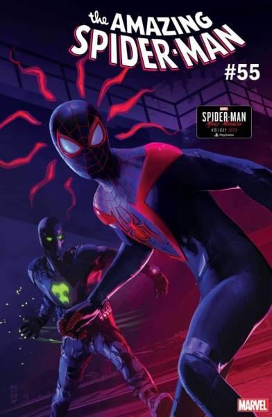 Авторы Spider-Man: Miles Morales представили нового злодея и показали полет по городу