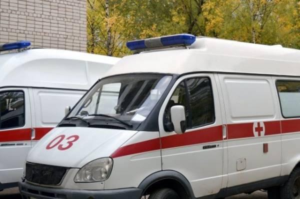 Пациентам, которых привезли к омскому Минздраву, нашли место в больнице