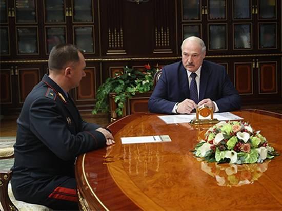 Лукашенко спрятал экс-главу МВД от расправы