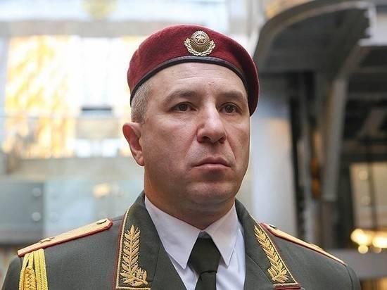 Лукашенко уволил главу МВД Караева
