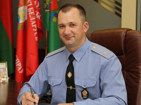 Новый глава МВД Белоруссии Кубраков тряс оппозицию как липку
