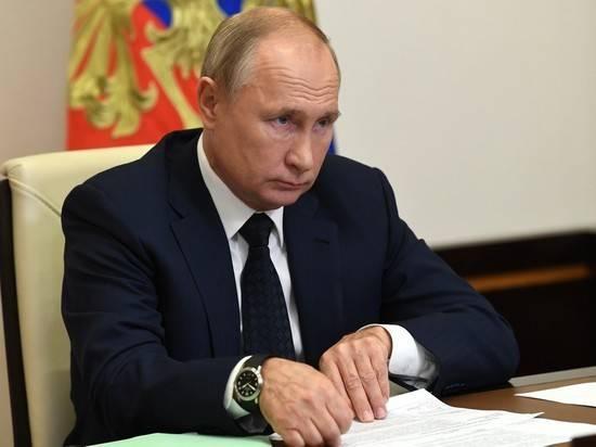 Путин выбрал белорусско-шведский путь по коронавирусу