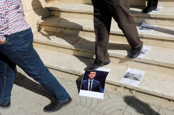 В Саудовской Аравии совершено нападение на охранника консульства Франции