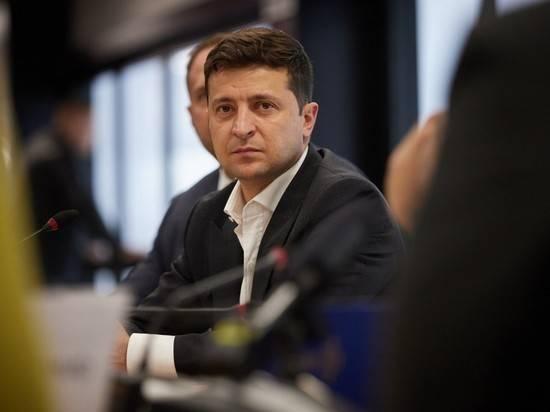 Конституционный суд Украины обвинил Зеленского в госперевороте