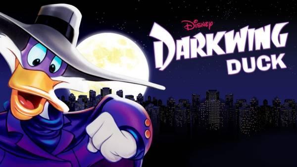 """Disney работает над перезапуском мультсериала """"Черный Плащ"""""""