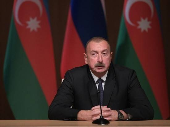 Алиев отказал Карабаху в особом статусе