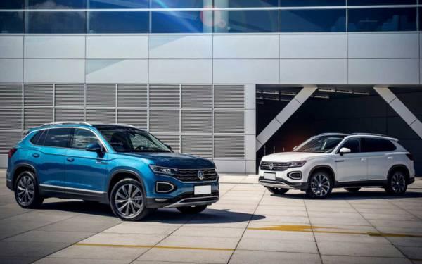 VW Tiguan заменят на новый кроссовер — Tayron
