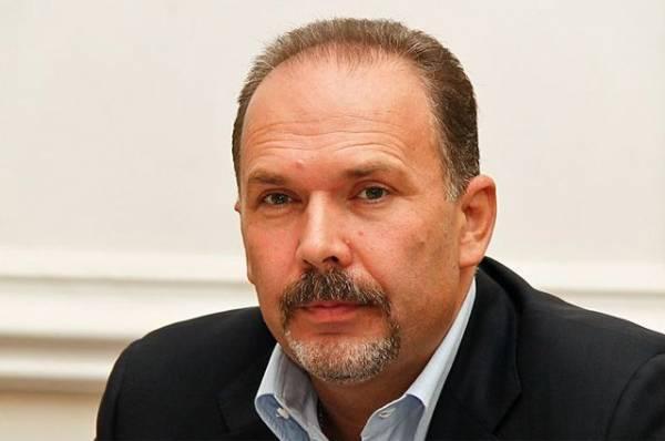 Совфед дал согласие на задержание аудитора Михаила Меня