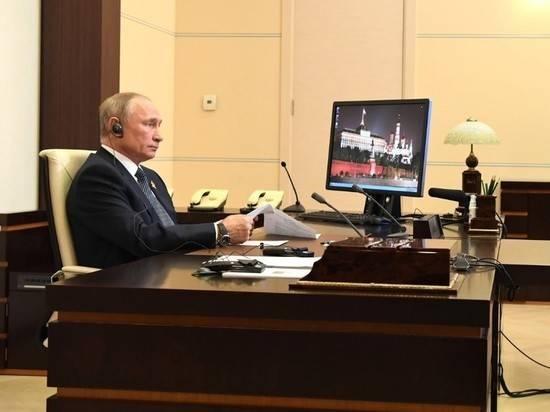 Путин пообещал G20, что Россия передаст вакцину всем желающим странам
