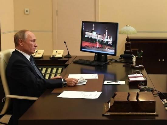 Путин продлил контрсанкции до конца 2021 года