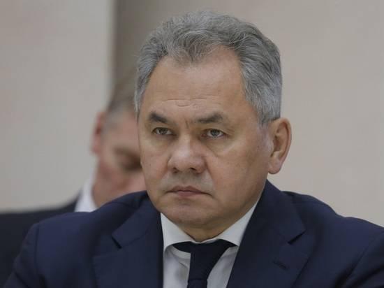 Шойгу призвал не допустить провокаций в Карабахе
