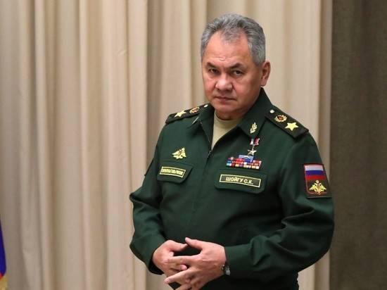 Шойгу рассказал Пашиняну о планах России в Карабахе