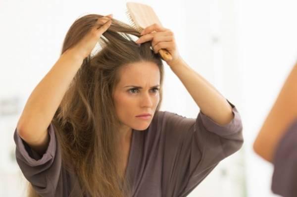 «Сосульки» на голове. Почему в холода волосы быстро становятся жирными