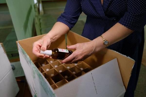 Антисептик, которым отравились жители Якутии, снимут с продажи