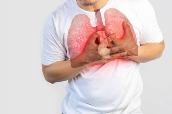 Что защищает лёгкие?