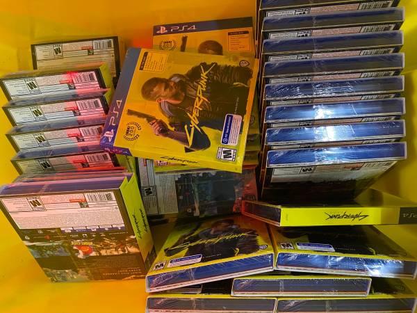 Опасайтесь спойлеров: Диски с Cyberpunk 2077 для PlayStation 4 попали в руки к игрокам - появилось видео