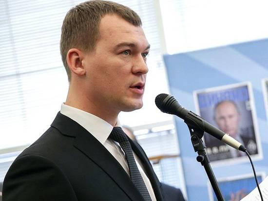 Cкандал с охраной Михаила Дегтярева заставил думать о раздвоении личности