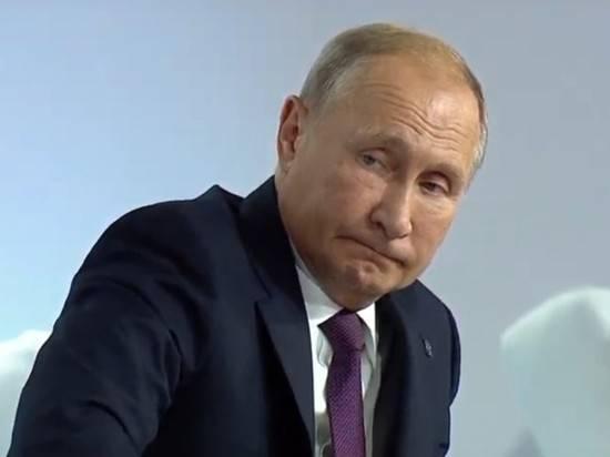 Путин раскритиковал избирательную систему США: разве это демократично?