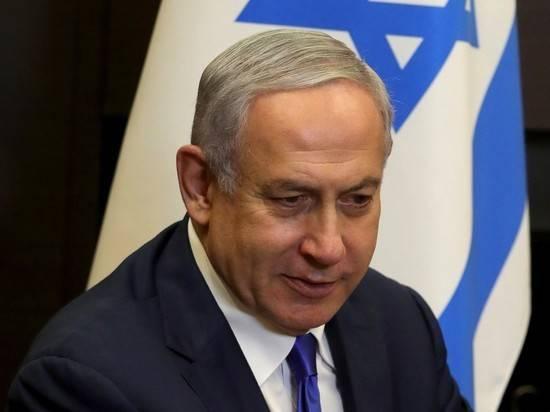 СМИ сообщили о тайном визите Нетаньяху к саудовскому принцу