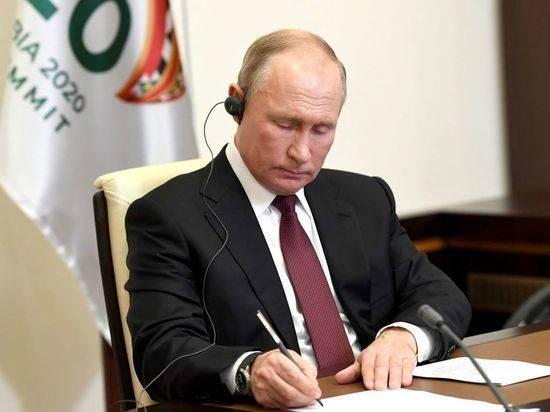 Война за место Путина: составлен портрет преемника