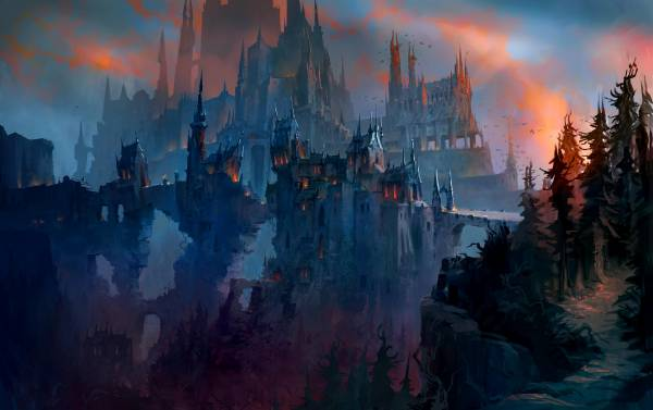Путешествие в мир мертвых: Разработчики из Blizzard Entertainment ответили на вопросы о World of Warcraft: Shadowlands