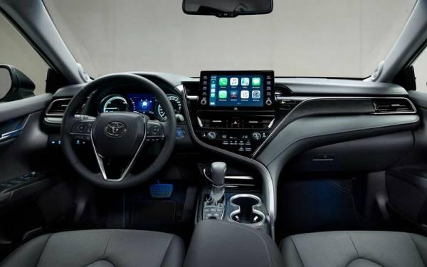 Toyota Camry обновляется — первая информация