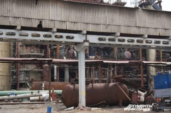 В результате ЧП на оборонном заводе в Башкирии погиб человек