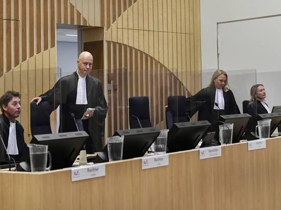 Эксперт объяснил отказ голландского суда от других версий крушения MH-17
