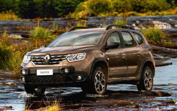 Новый Renault Duster для России: первые подробности