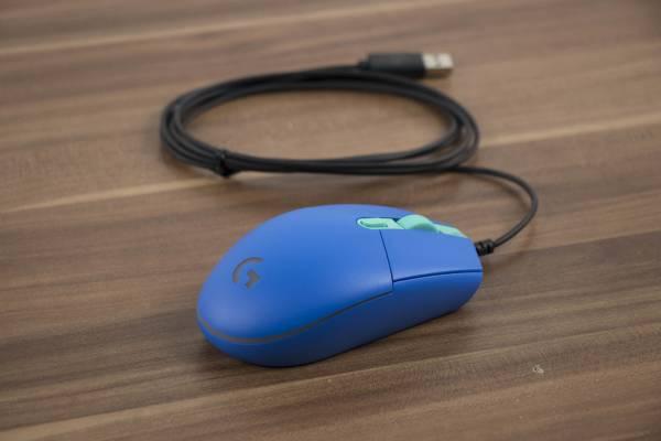 Удобная игровая мышка начального уровня: Обзор Logitech G102