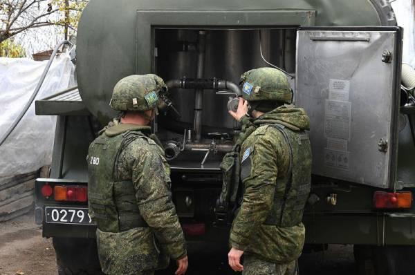 В Карабах благодаря российским миротворцам вернулись более 11 тыс. человек