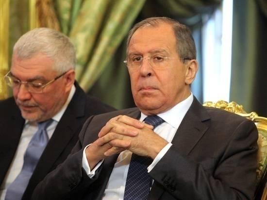 Лавров назвал Германию «локомотивом агрессии» против ряда стран