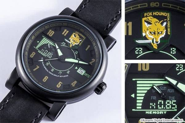 Одевайся как Солид Снейк: Представлена одежда и аксессуары в стиле Metal Gear Solid