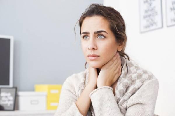 Предвестник рака? Почему образуется киста в горле и чем она опасна