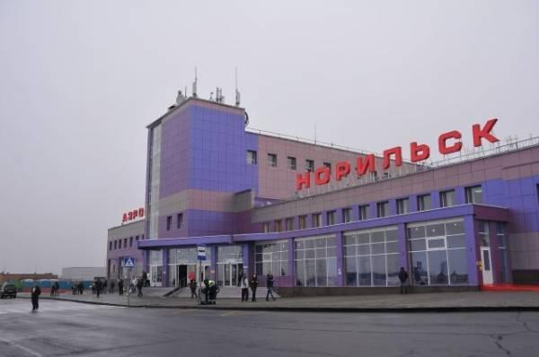 В аэропорту Норильска задержали нетрезвого пассажира