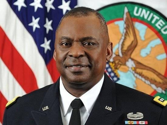 Байден может назначить на пост главы Пентагона темнокожего генерала Остина